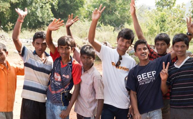 Adventure Ashram's Odanadi Seva Trust Appeal