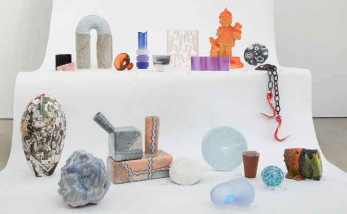 Ceramic and Glass Collective RCA 2018