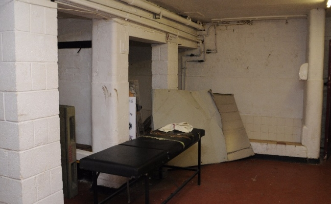 Bradford Bulls Academy Changing Rooms Renovation