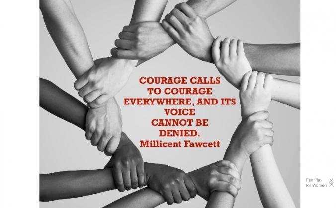 #CampaignForFemaleRights