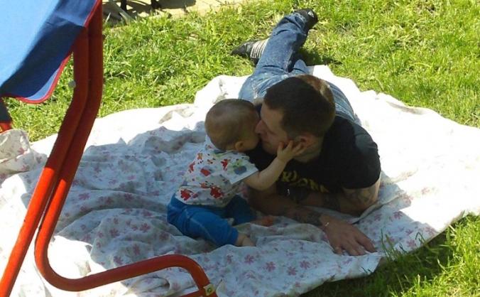 Reuniting ryan with his dad dave