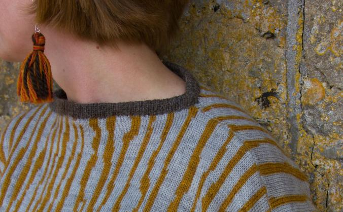 Naturally Dyed British Wool Knitwear