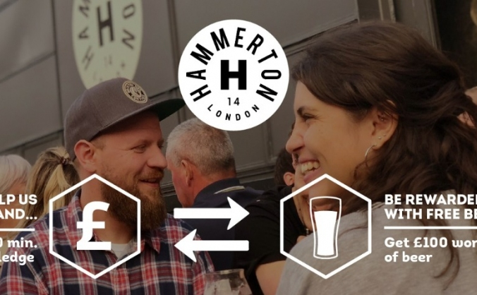 Open Hammerton Brewerys Permanent Taproom