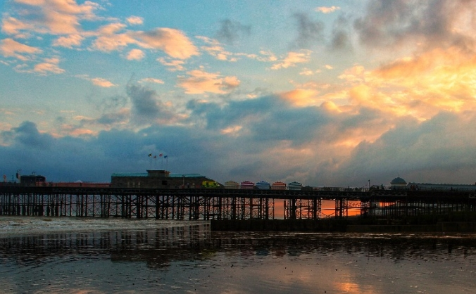 Friends of Hastings Pier Campaign and Reserve Fund