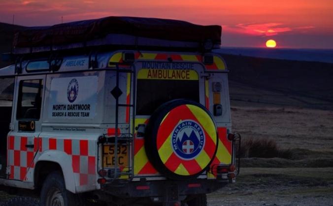 Training Room North Dartmoor Search & Rescue Team