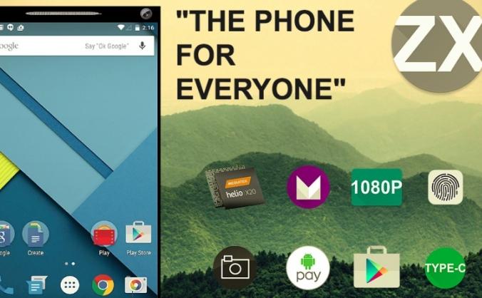 ZX Phone I1