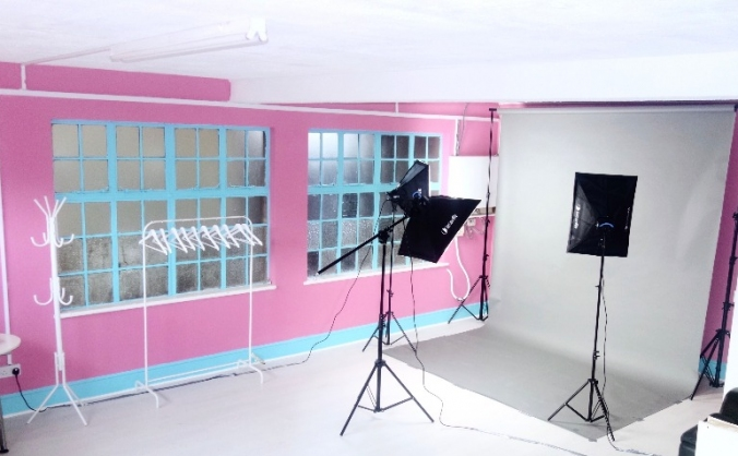 Pink Mattr Studios - Creative Hub & Free Workshops