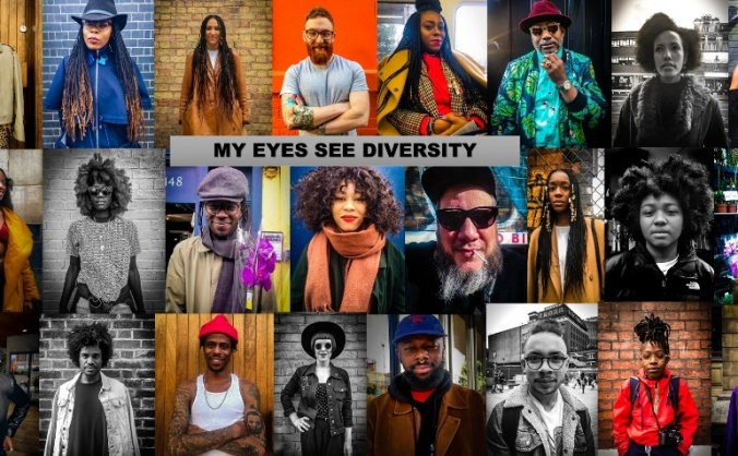 My Eyes See Diversity
