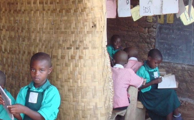 UGANDA SCHOOLS -BUILDING CLASSROOMS