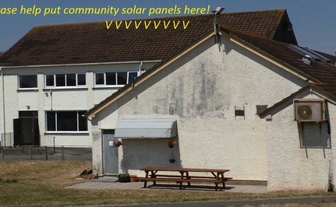Community Solar PV for the Pollyfield Centre