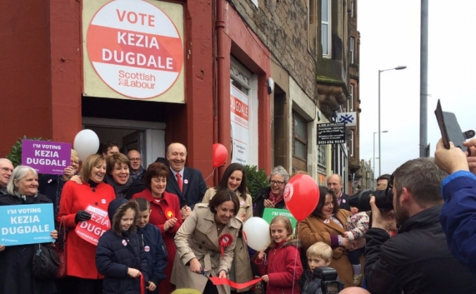 Kezia Dugdale for Edinburgh Eastern
