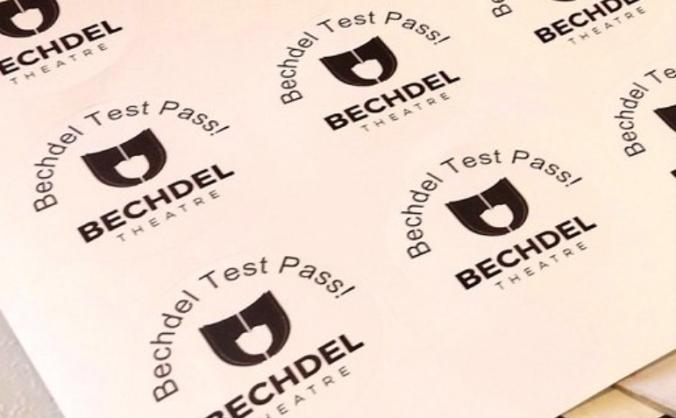 Bechdel testing Edinburgh Fringe