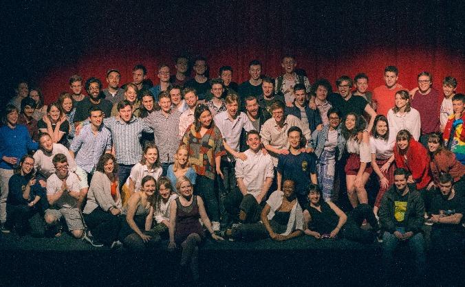 Revunions present: Edinburgh Fringe Crowdfunder!
