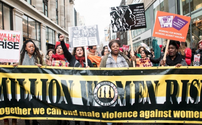 Million Women Rise - Saturday, 9th March 2019