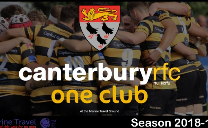 Crowdfuning to help Bedlinog RFC visit Canterbury