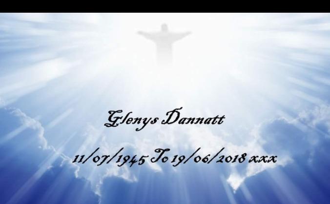 Help raise money for glenys family