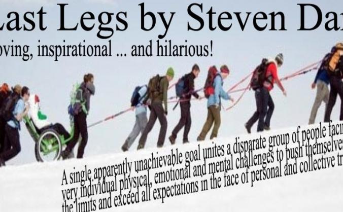 Last Legs trailer