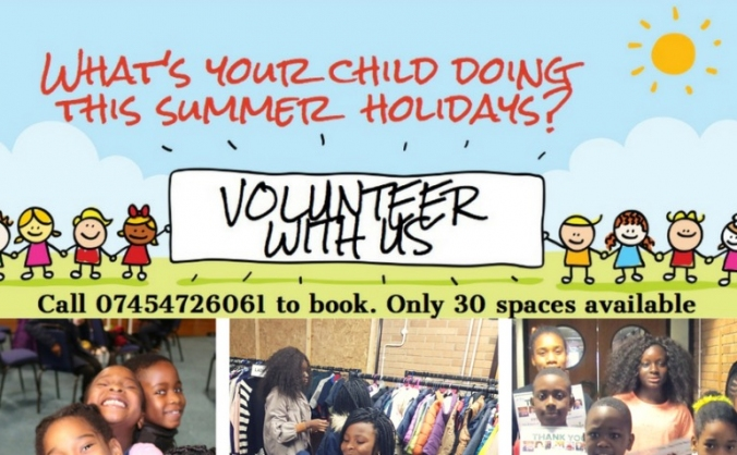 Barking Foodbank CYP Holiday Volunteering Scheme