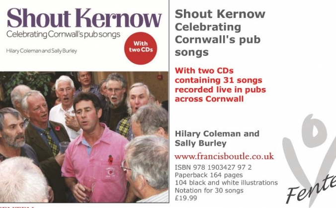 Shout Kernow Limited Edition Rerun