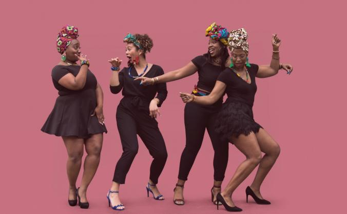 Get Queens of Sheba to the Edinburgh Fringe 2018