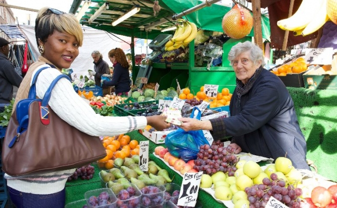 Save Brixton's Historic Market Barrows