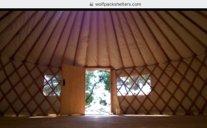 Galloway Holistic Retreats:Yurt Studio Space