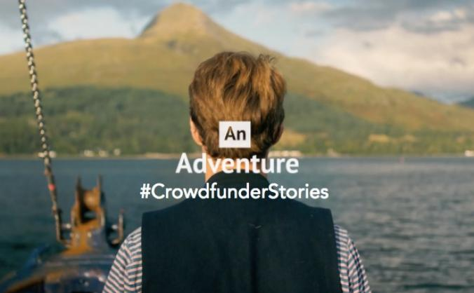 Crowdfunder Stories - My Journey