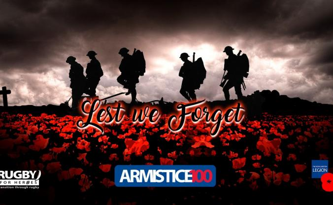 Armistice 100 #RugbyRemembers