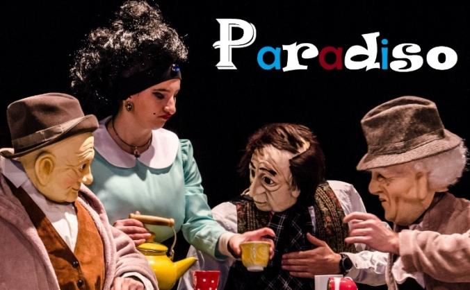 PARADISO  - Edinburgh Festival Fringe 2018