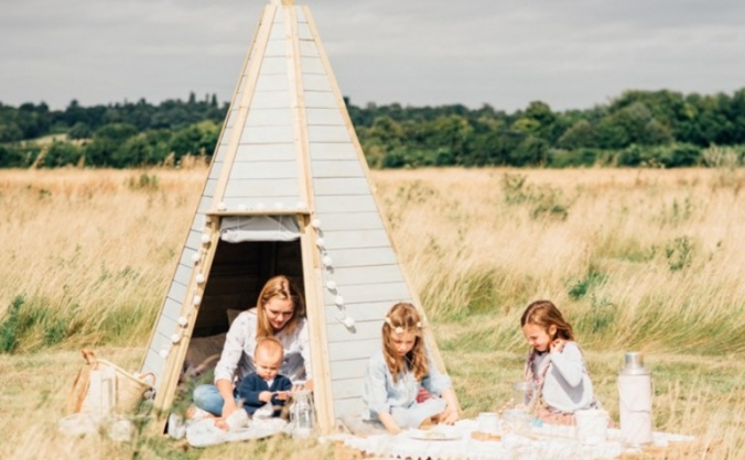 Cuthill Teepee Project