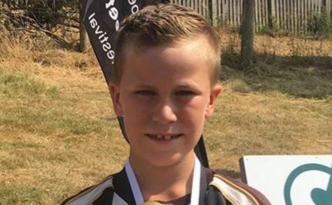 Help Finley play for Carmarthen Pre-Academy