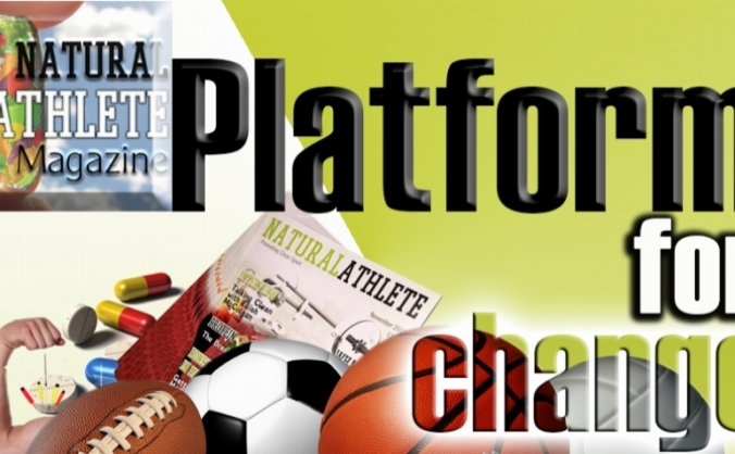 Natural Athlete Platform for Change