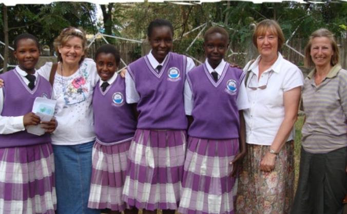 Raising money for Langalanga scholarship fund