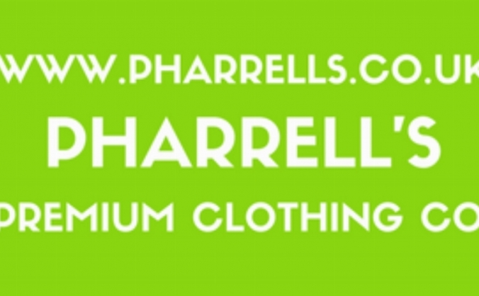 Pharrell's Clothing