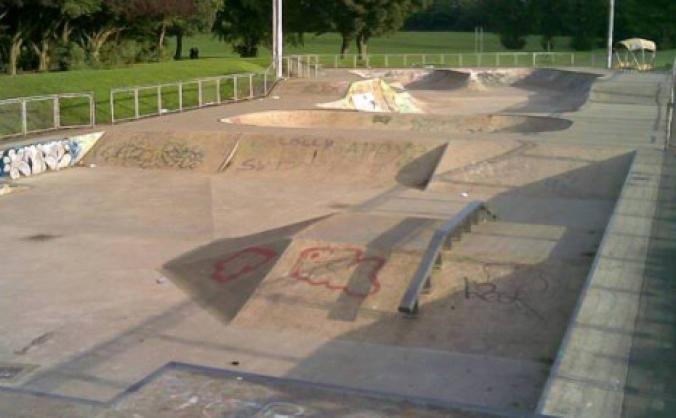 Blantyre Skatepark Needs You! Resurfacing Campaign