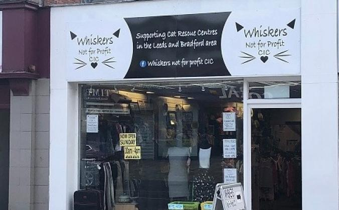 Whiskers Not For Profit CIC