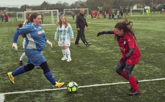 Leicestershire & Rutland Inclusive Football League