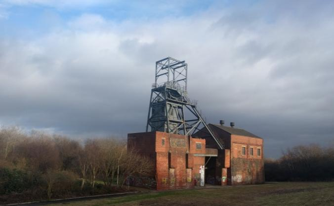 Barnsley Main Colliery Pop-up Museum