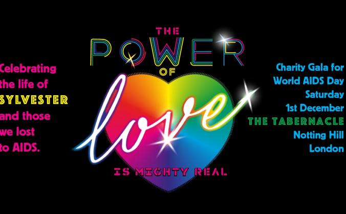 The Power of Love! London Charity Gala for the THT