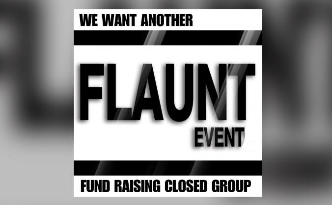 Another FLAUNT Hard house club night event