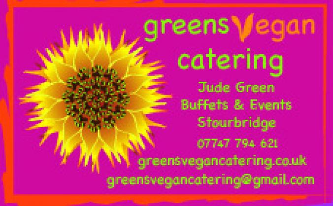 Help set up a vegan hub (café/shop) in Stourport