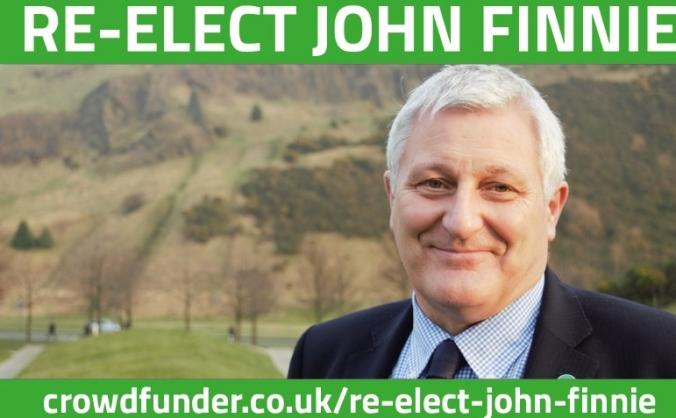 Re-Elect John Finnie