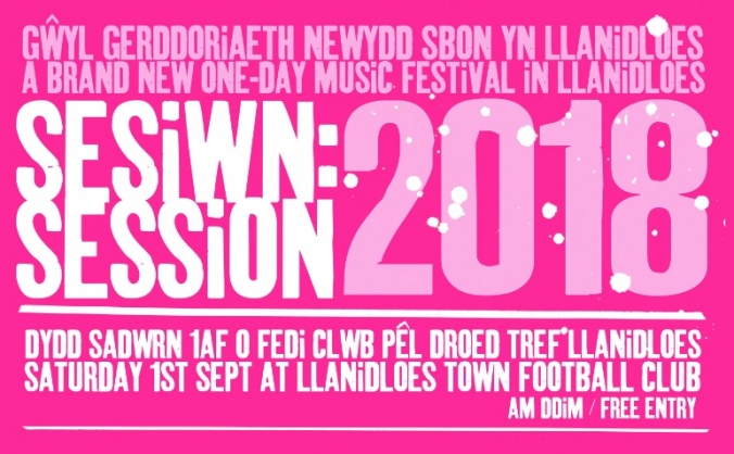 SESiWN: SESSiON 2018