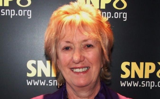 Christine Grahame Election Campaign