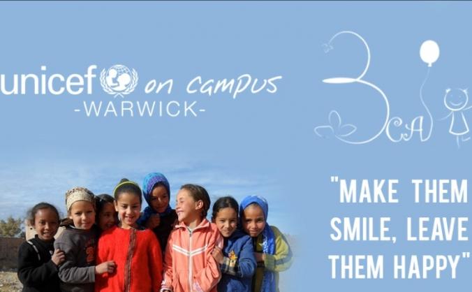 UNICEF on Campus & BCA Summer Camp 2016