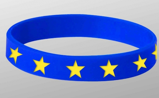 European Union Silicone Wristband - Phase 2