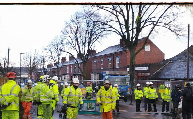 Sheffield Tree Protectors' Court Costs