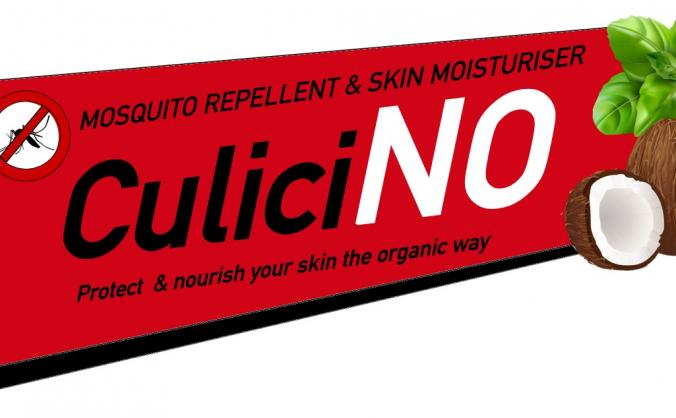 CuliciNO- Basil mosquito repellent and moisturiser