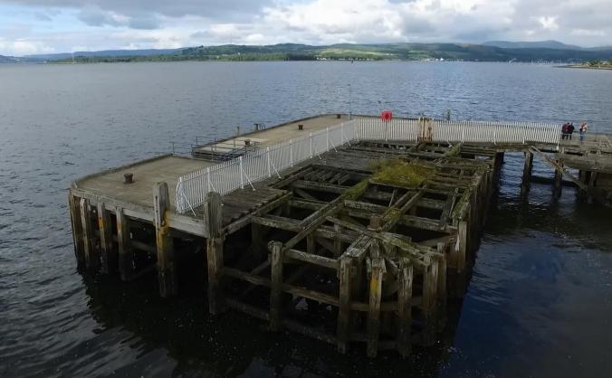 Help us save and regenerate Helensburgh Pier