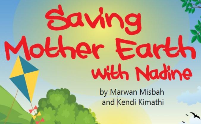 'Saving Mother Earth' children's book